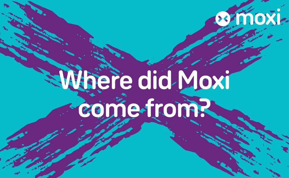 Where did moxi come from